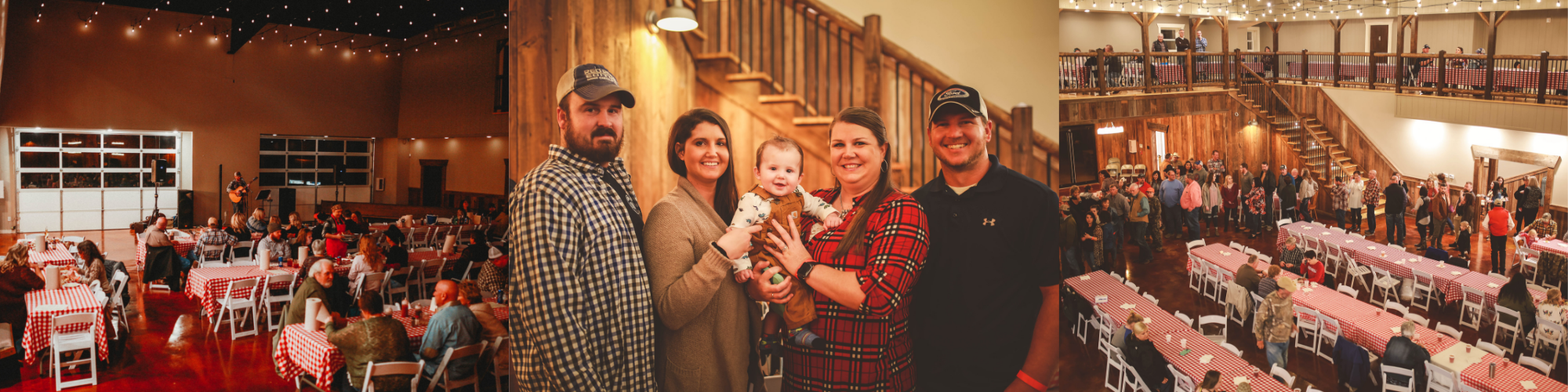 Events at Rabbit Ridge Farms in Bee Branch, AR